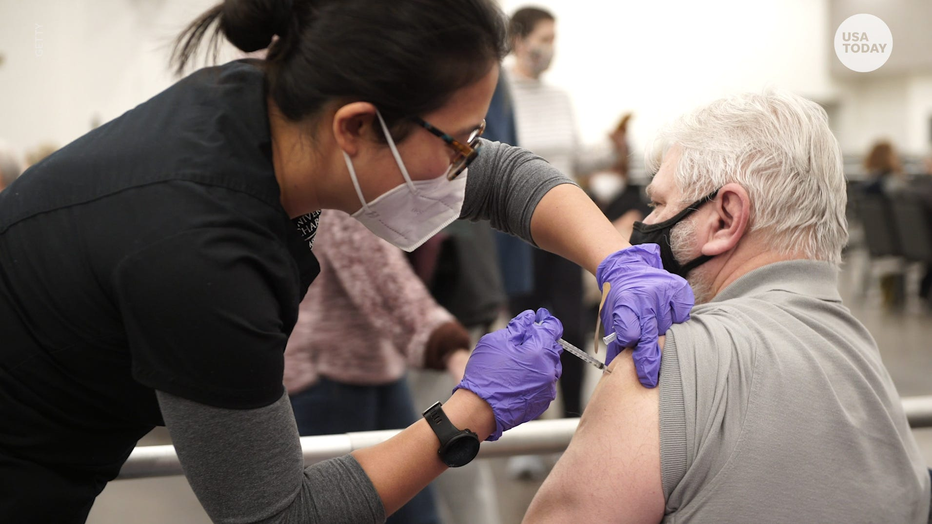 CDC endorses COVID-19 vaccine boosters for people 65 and older, high-risk patients