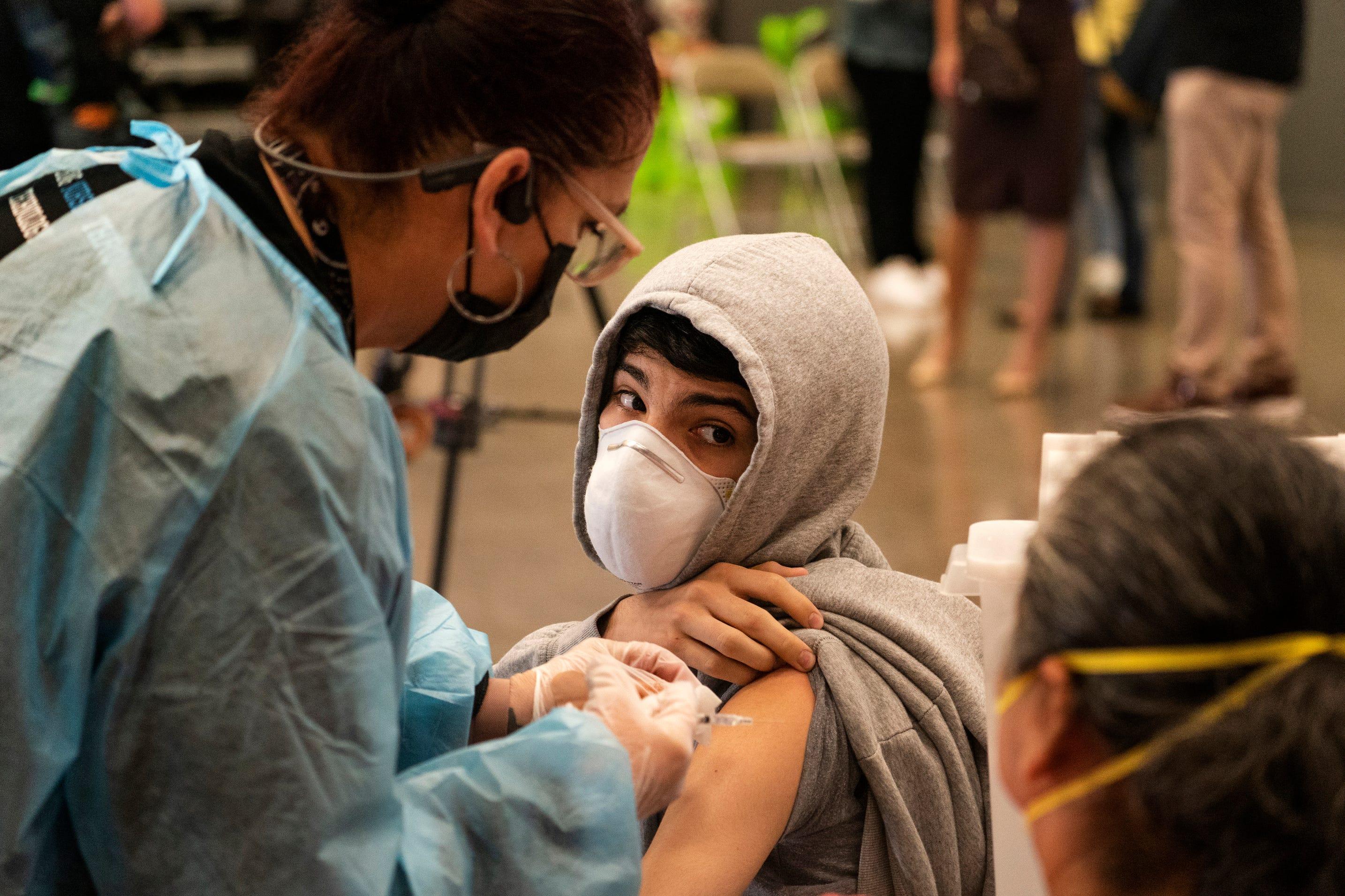 Biden praises federal endorsement of booster shot; African leaders decry  vaccine apartheid : COVID-19 updates