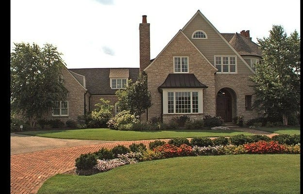 The top-selling home in Delaware County.