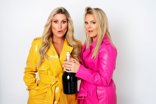 Catherine Belknap and Natalie Telfer — better-known as Cat & Nat —became friends in high school, reconnected after they both became moms, started a social-media empire and are now taking their show on the road on their fourth tour together.