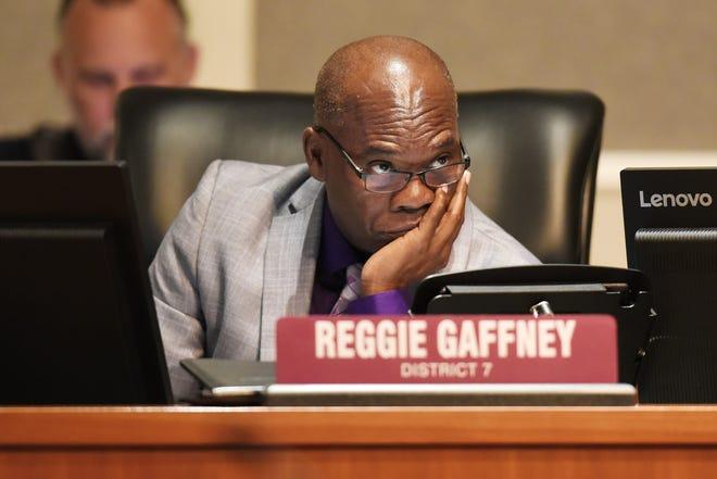 Jacksonville City Council member Reggie Gaffney.