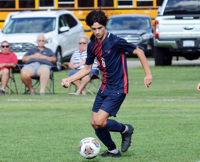 Amayo Bardeguez-Barrera and the Boyne City soccer team earned a third straight win and eighth shutout of the season when Harbor Springs visiting Thursday.