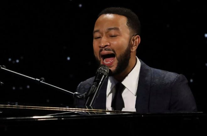 """John Legend will play FLA Live Arena in Sunrise this Sunday on his """"Bigger Love Tour."""""""