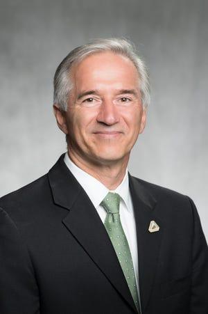 San Joaquin Delta College President Omid Pourzanjani.