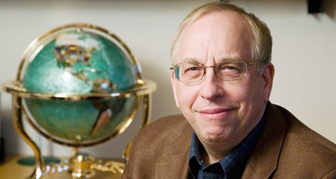 Dr. Don Wuebbles, atmospheric scientist and Nobel scholar, calls for a worldwide effort to fight the effects of climate change.