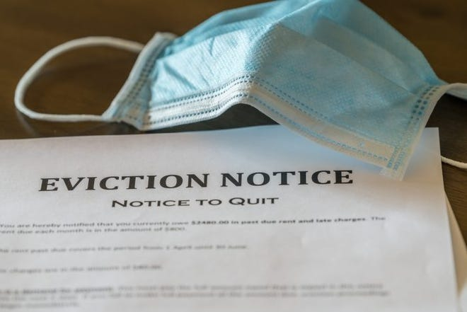 Families in Morgan County face eviction after the COVID-related moratorium was recently lifted.