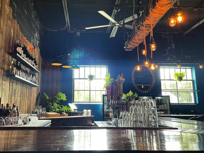 Bottles, a wine bar focusing on natural wines, is opening in Wilmington's Cargo District