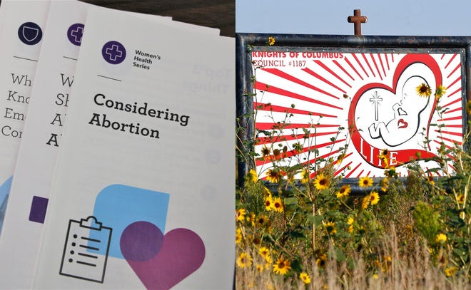 If Congress codifies abortion protections, it would prevent states from implementing their own restrictions like the Texas ban on abortions six weeks into a pregnancy. U.S. Rep. Sharice Davids is co-sponsoring the Women's Health Protection Act to try and enshrine abortion access even if states like Kansas re-write the state constitution to say there's no right to an abortion.
