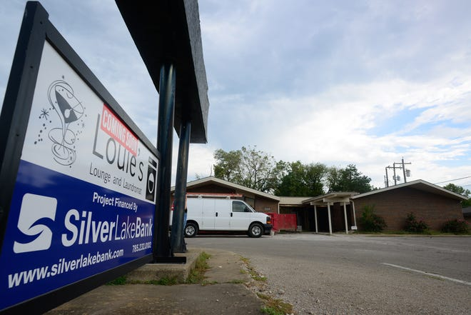 Louie's Lounge and Laundromat will soon have a second location in central Topeka, at 2214 S.W. 10th Ave.