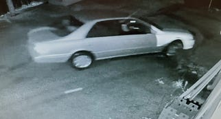 Five Asian restaurant break-ins in Fayetteville are among a string of similar crimes across the country. One suspect is believed to be responsible for all of the incidents. Detectives believe the suspect's vehicle is a 1997-2001 silver or tan Toyota Camry.