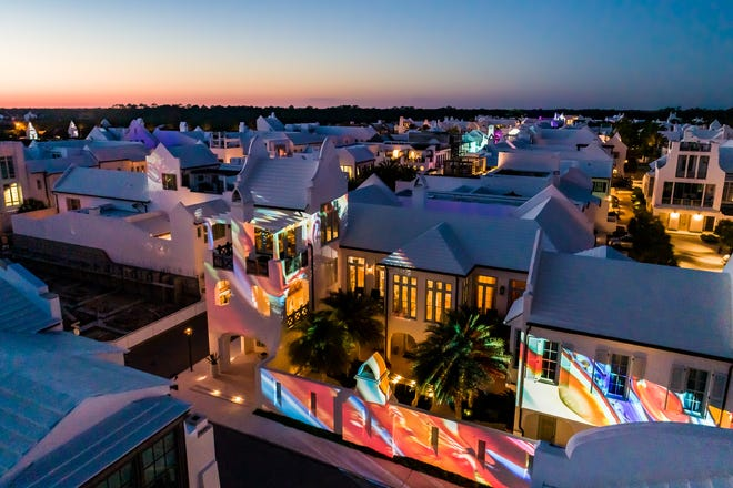 The 15th annual Digital Graffiti at Alys Beach festival, underwritten by The Alys Foundation, will be held May 13-14, 2022.