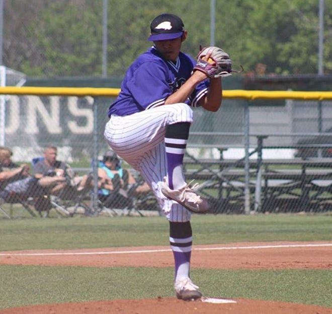 Former SAGU pitcher Augie Martinez had an outstanding rookie season with the Tucson Saguaros of the Pecos League of Professional Baseball Clubs. Martinez was 7-2 with 71 strikeouts over 71 innings of work.
