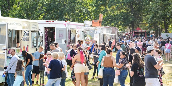 The Salem Food Truck and Craft Beer Festival will be held from noon to 6 p.m. at the Salem Commons, N. Washington Square.