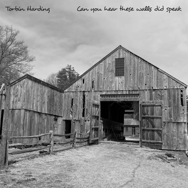 The cover to 'Can you hear these walls did speak,' by Torbin Harding