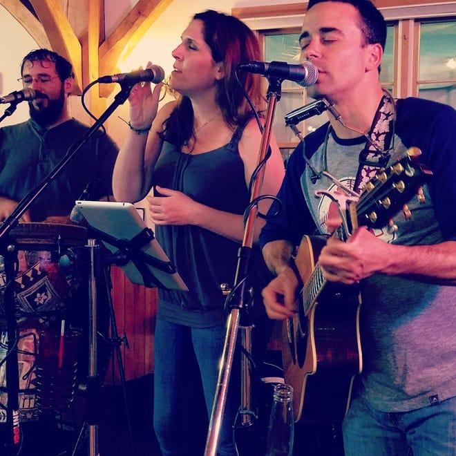 Jessie Garcia &Belit will perform Oct. 2 at Gazebo-Palooza in Grafton.