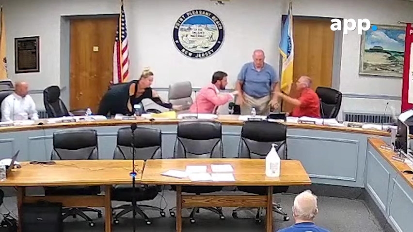 Point Pleasant Beach mayor, councilman almost fight at public meeting