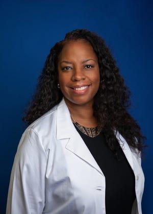 Dr. Michelle Yates is based at Steward Internal Medicine in Port St. John.