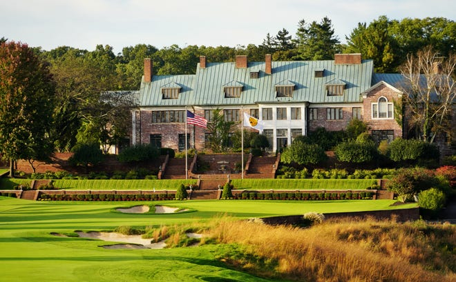 The Highlands course at Hamilton Farm Golf Club in Gladstone, recipient of the 2021 'Club of the Year' Award by the New Jersey PGA.