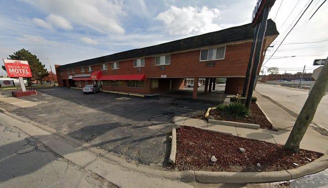Falcon Inn Motel located at 25125 Michigan Avenue in Dearborn.