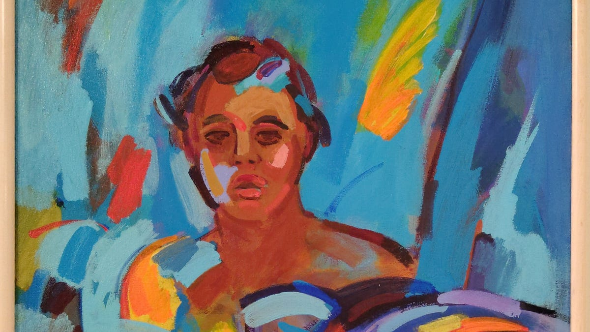 85 and going strong: New exhibition focuses on Detroit artist, mentor Shirley Woodson