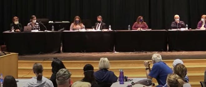 School board members decided Thursday to authorize superintendent Jon Detwiler to invoke policies he deems necessary to keep students and staff safe at Fremont City Schools.