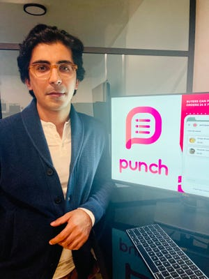 Mitesh Ajmera of Appleton has created an app that streamlines ecommerce for wholesale businesses.
