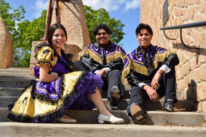 Renowned Ivan Flett Memorial Dancers, of Winnipeg, bring a combination of traditional Métis jigging and hip-hop dancing to The Myrna Loy's 'One Robe' Métis culture celebration Thursday, Sept 30 at 7:30 pm.