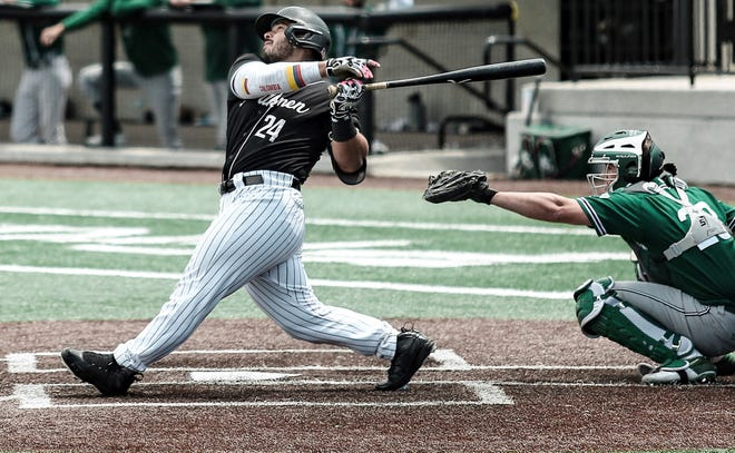 Milwaukee Milkmen catcher Christian Correa represents his Colombian heritage every game by wearing an arm sleeve when he bats. Correa often acts as translator for some of the Hispanic players on the team.