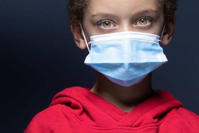 When families ask children to wear masks, and their friends don't, it's time for some good conversations.