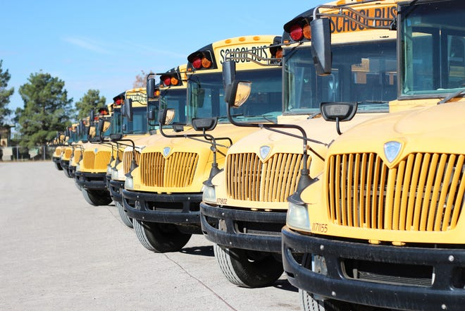 Out of the 120 or soroutes in Las Cruces Public Schools, there is a 23-driver deficit at Student Transportation Specialists, causing drivers to take two or three extra routes on short notice.