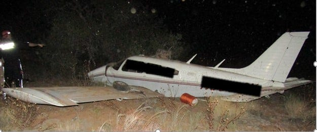 One person died and another was injured when a small private airplane crashed Wednesday afternoon, Sept. 22, 2021, near Page, according to the Coconino County Sheriff's Office.