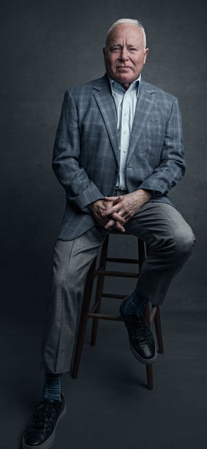 Prime Trucking CEO Robert Low participated in the Standing Together photography project.