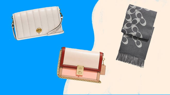 Save up to 60% on crossbody bags, totes and more right now at Coach.