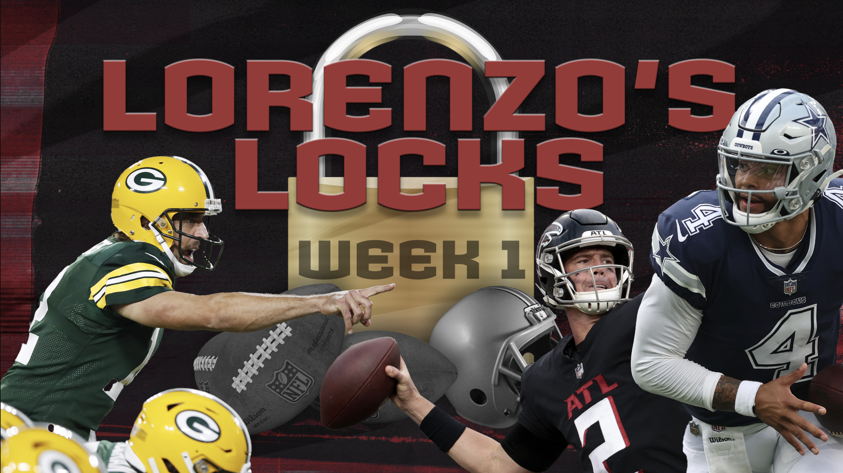 NFL Week 3 Predictions: The Packers are a lock | Lorenzo's Locks