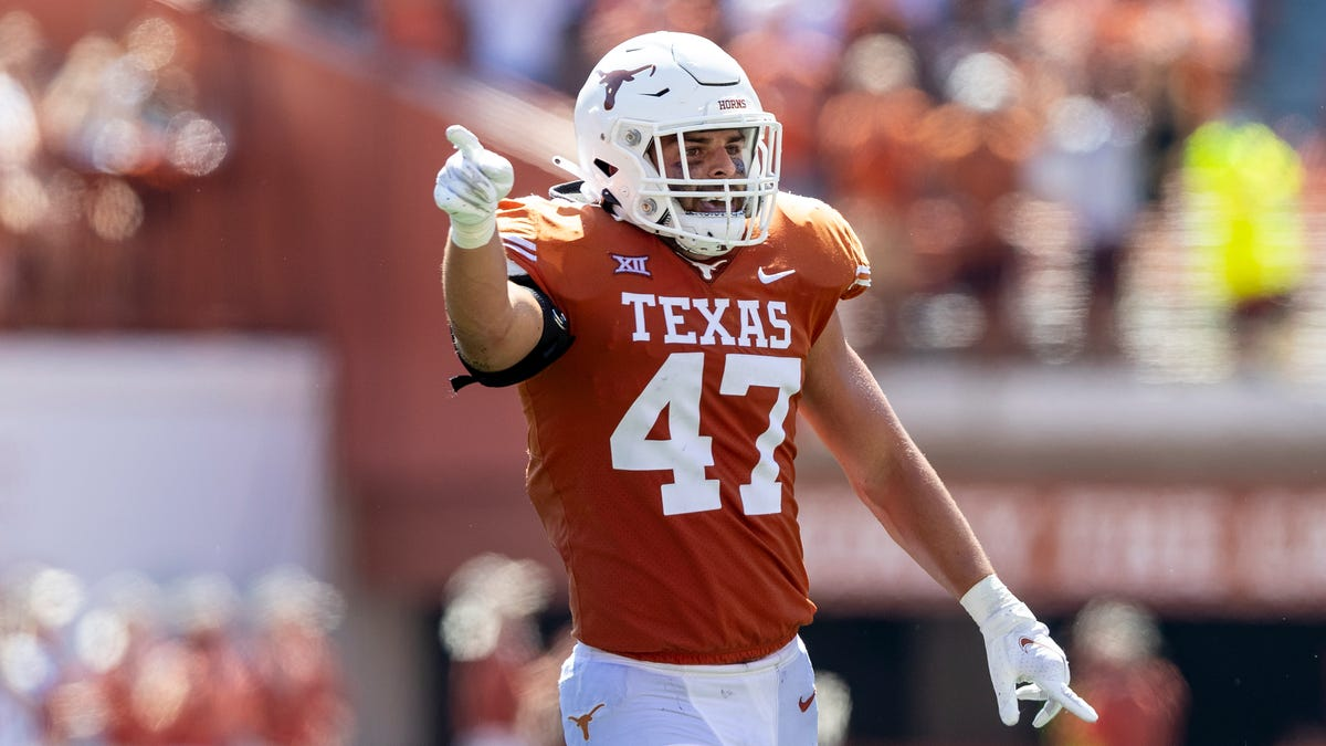 How the Texas Longhorns graded out in their win over Texas Tech