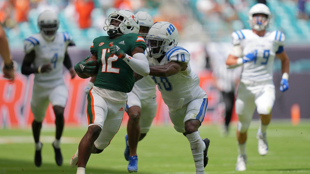 D'Angelo: Does Miami's rout of Central Connecticut prove anything heading into ACC play?