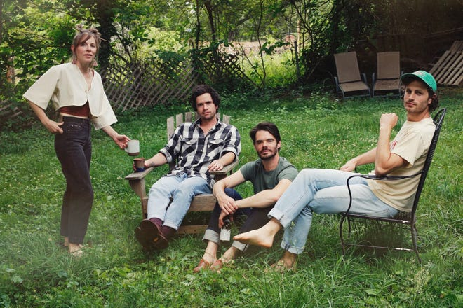 River Whyless performs Oct. 2, 2021, at the Hatch AVL Amphitheater.