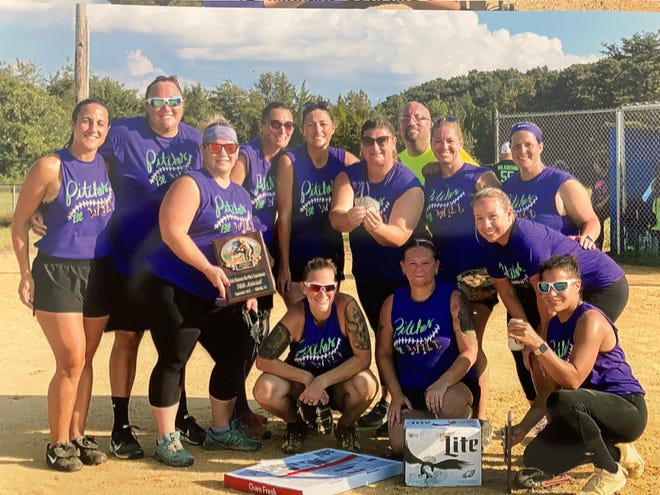 Millville's Pitches Gone Wild captured the title with an undefeated run at the 50th annual Rob Shannon Slo-Pitch Tournament on Sept. 18.