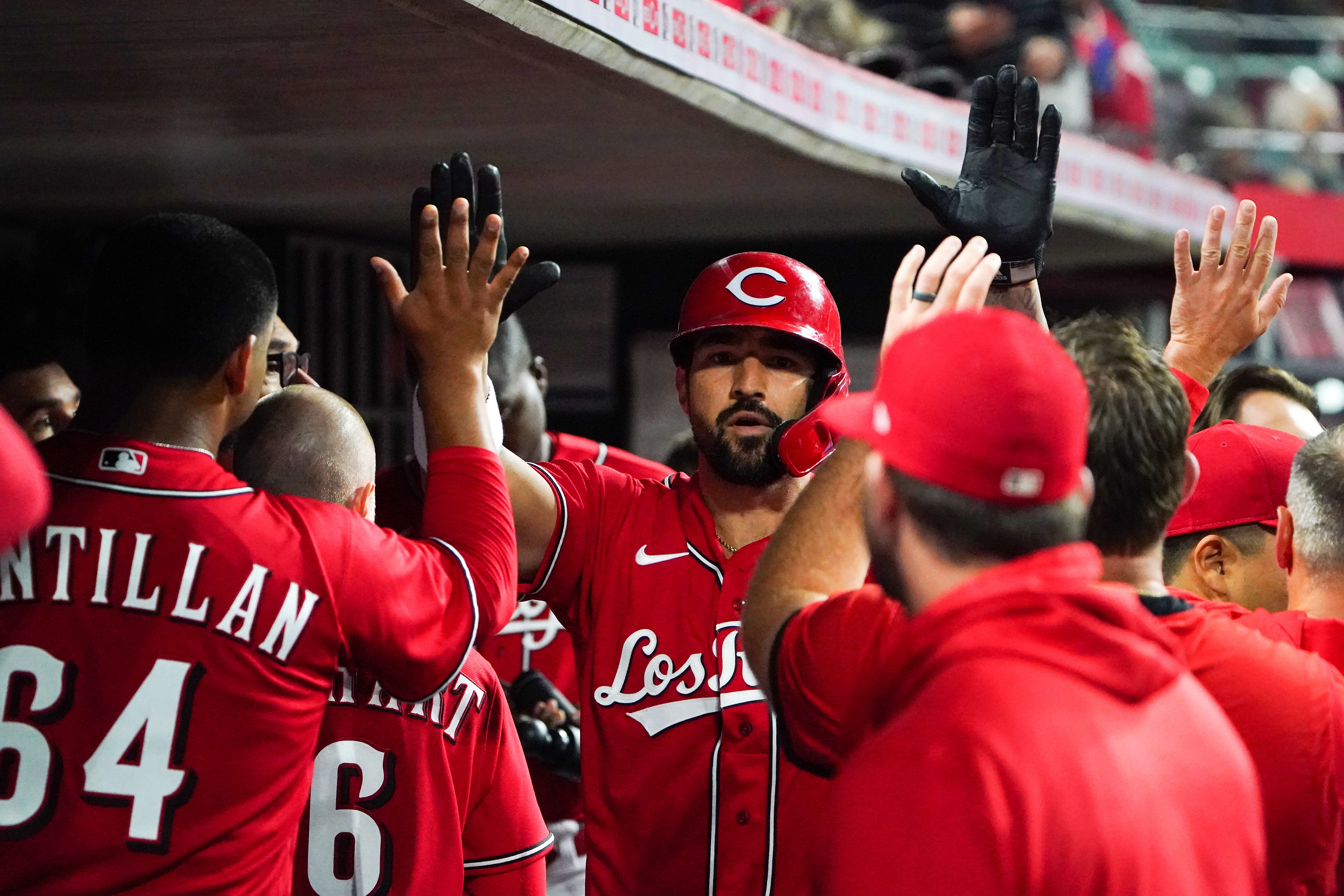 Doc's Morning Line: Losing Nick Castellanos would be one very big indicator for the Reds