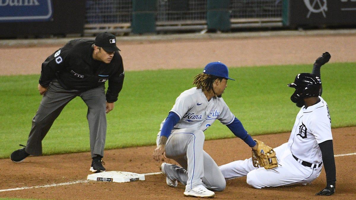Detroit Tigers vs. Kansas City Royals: TV, probable pitchers for series finale