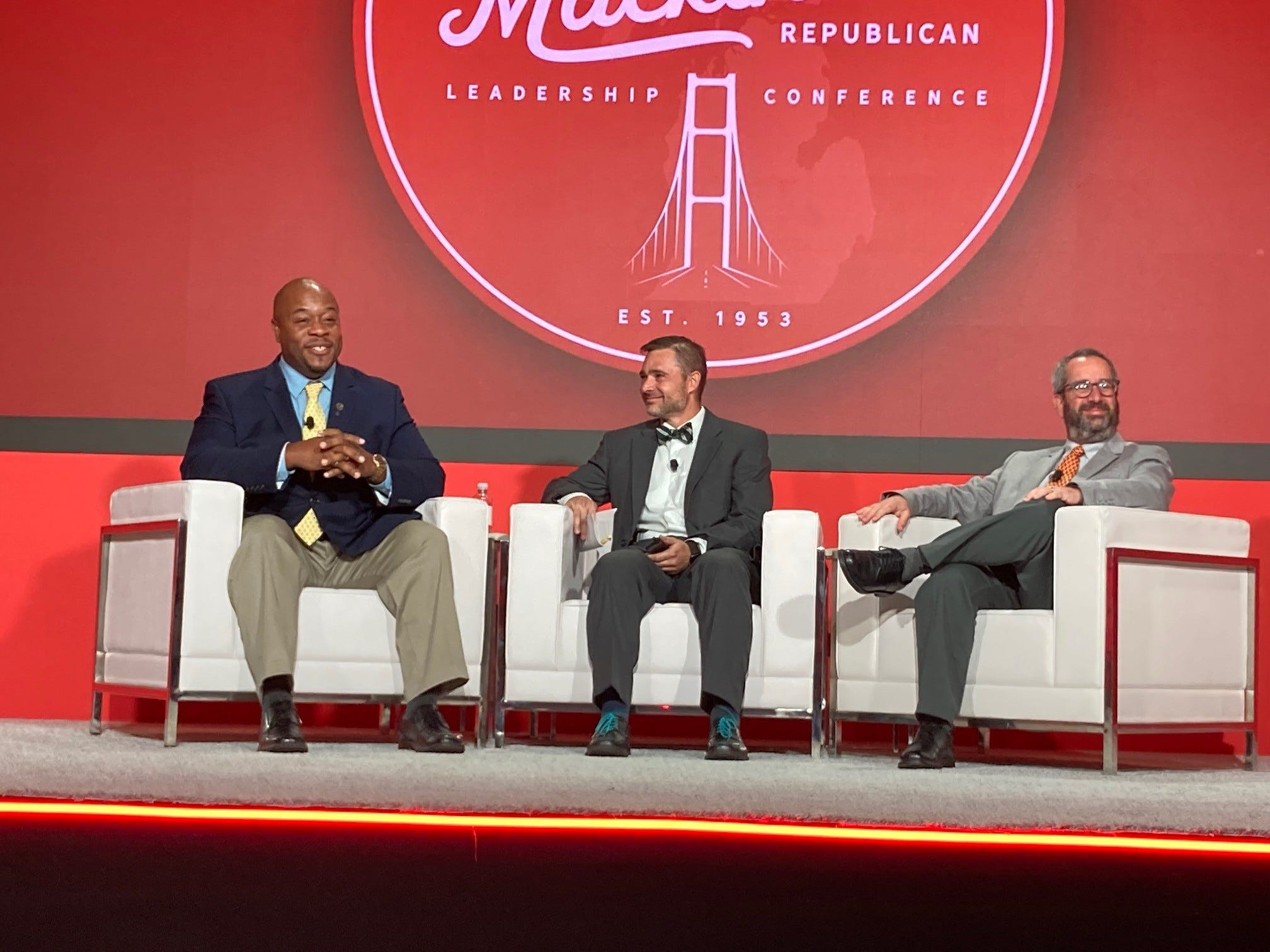 Speakers at GOP conference forecast big political fight over critical race theory