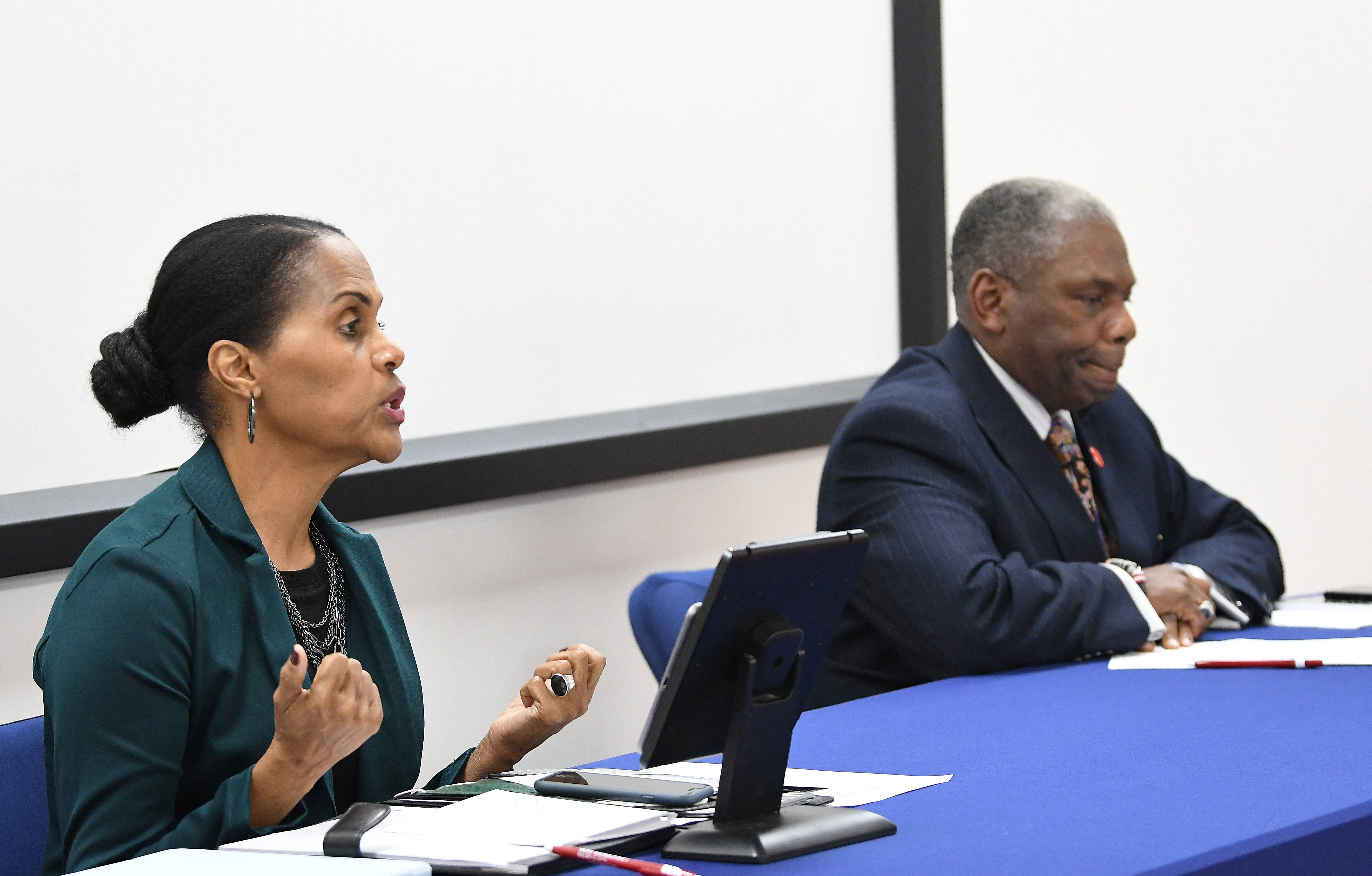 Political newcomers battle to unseat Detroit council incumbents