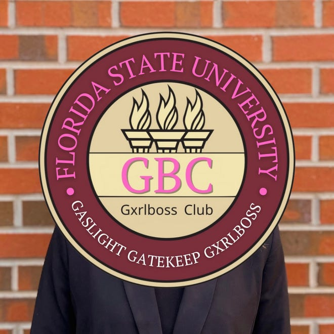 @fsugirlboss is a satirical meme page run independently by strong, confident Gxrl Bxsses.