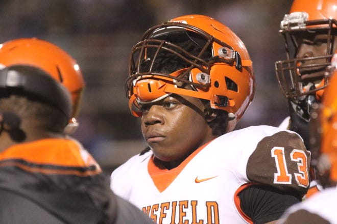 Mansfield Senior's Aveon Grose leads the Tygers into battle against Ashland in a key OCC contest.