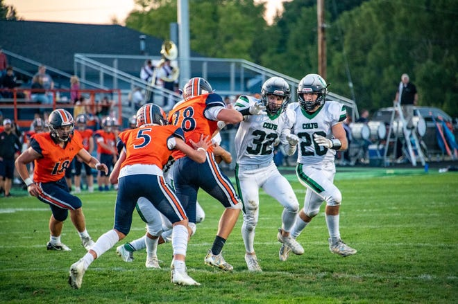 Clear Fork pulled out a 36-21 win over Galion on Friday night in Mid-Ohio Athletic Conference play.