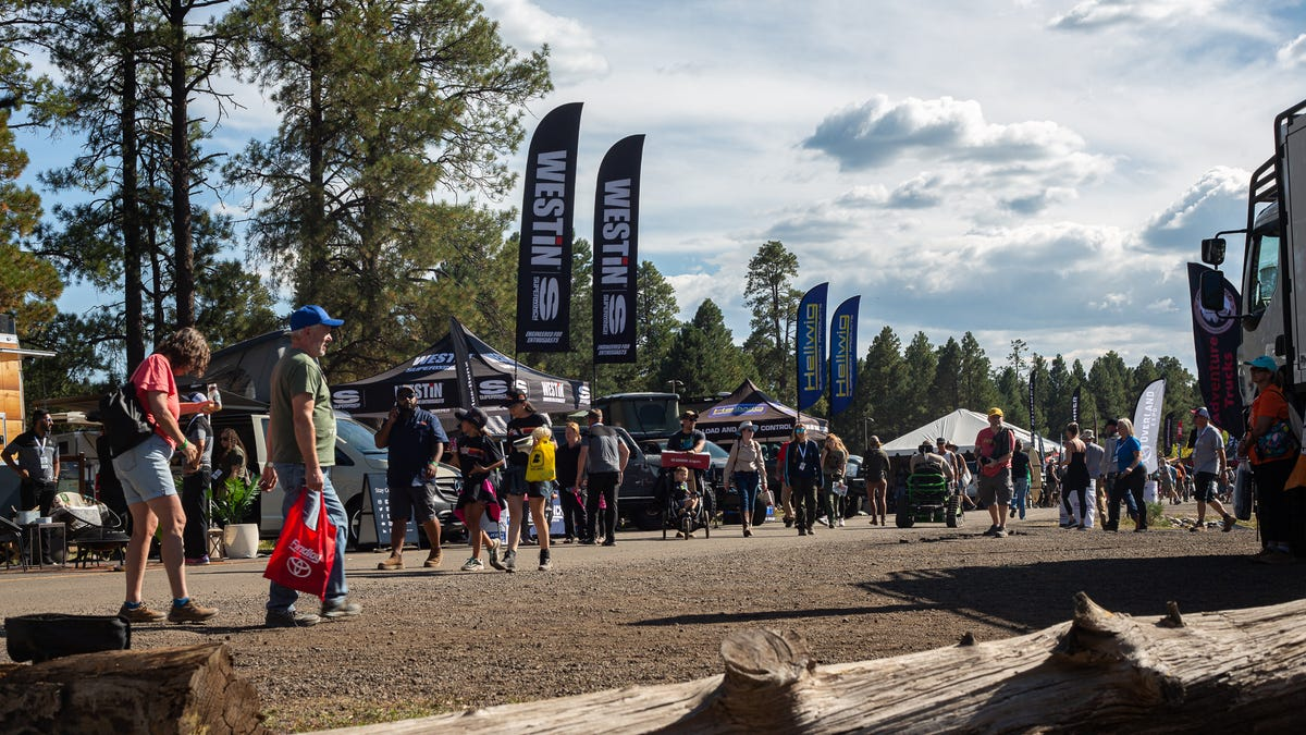 Overland Expo draws thousands of adventurers to Flagstaff for weekend of traveling, camping