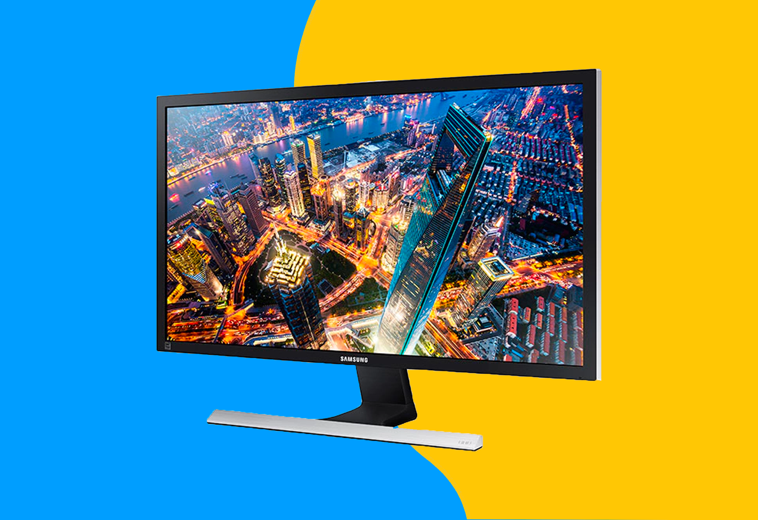 Get an epic deal on a UHD monitor during the Samsung Discover event