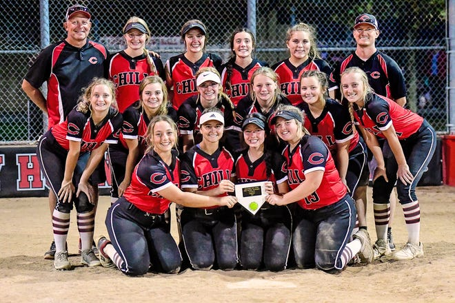 The Chillicothe High School softball Lady Hornets resoundingly earned the championship of their own tournament Saturday, Sept. 25, in record-smashing fashion at Daryl Danner Memorial Park in Chillicothe. In doing so, they raised their season record to 21-3, including 13 wins in a row.