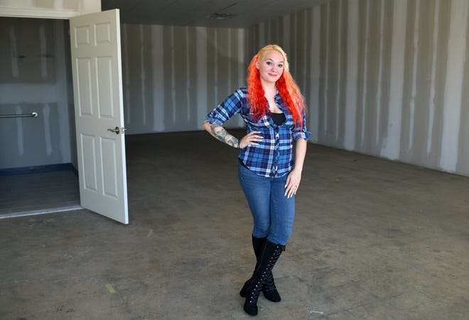 Jennifer Lee is hoping to open her new space on Cambridge Street by Nov. 1.
