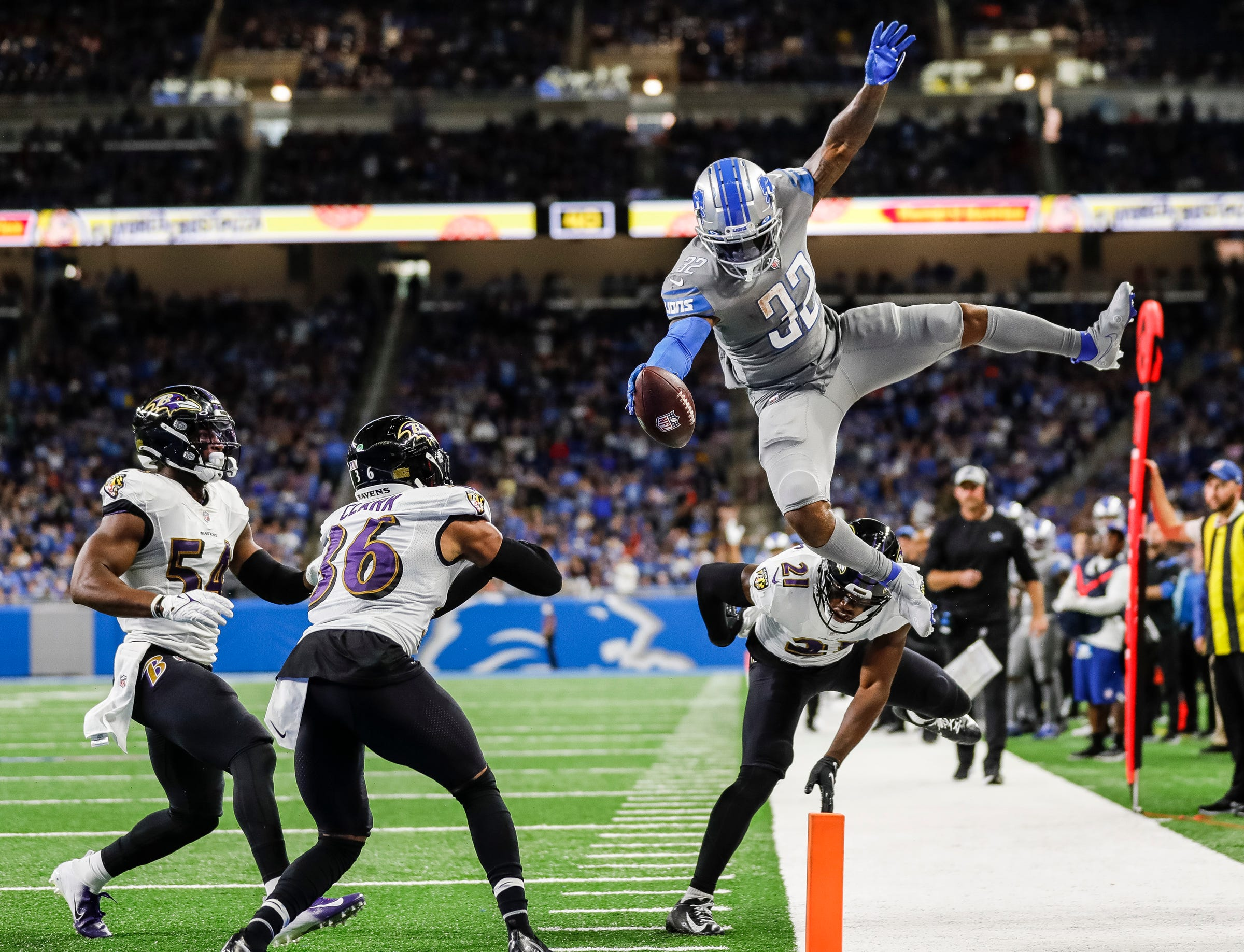 Detroit Lions game vs. Cincinnati Bengals: Time, TV channel info and more